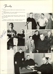 Page 15, 1957 Edition, St Rita of Cascia High School - Cascian Yearbook (Chicago, IL) online yearbook collection