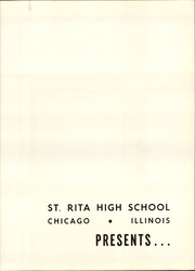 Page 5, 1957 Edition, St Rita of Cascia High School - Cascian Yearbook (Chicago, IL) online yearbook collection