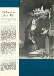 Page 9, 1957 Edition, St Rita of Cascia High School - Cascian Yearbook (Chicago, IL) online yearbook collection