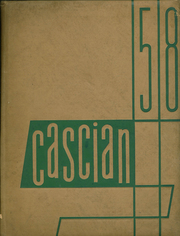 1958 Edition, St Rita of Cascia High School - Cascian Yearbook (Chicago, IL)