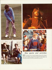Page 11, 1982 Edition, St Rita of Cascia High School - Cascian Yearbook (Chicago, IL) online yearbook collection