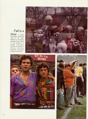 Page 8, 1982 Edition, St Rita of Cascia High School - Cascian Yearbook (Chicago, IL) online yearbook collection