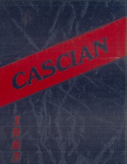 1983 Edition, St Rita of Cascia High School - Cascian Yearbook (Chicago, IL)