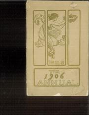 1906 Edition, Waukegan High School - Annual W Yearbook (Waukegan, IL)