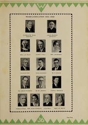 Page 15, 1936 Edition, Waukegan High School - Annual W Yearbook (Waukegan, IL) online yearbook collection