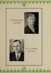 Page 17, 1936 Edition, Waukegan High School - Annual W Yearbook (Waukegan, IL) online yearbook collection