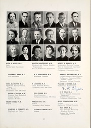 Page 17, 1940 Edition, Waukegan High School - Annual W Yearbook (Waukegan, IL) online yearbook collection