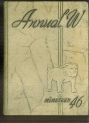 Page 1, 1946 Edition, Waukegan High School - Annual W Yearbook (Waukegan, IL) online yearbook collection