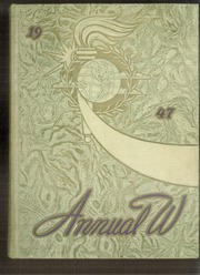 1947 Edition, Waukegan High School - Annual W Yearbook (Waukegan, IL)