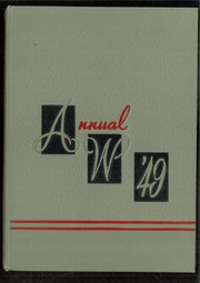 1949 Edition, Waukegan High School - Annual W Yearbook (Waukegan, IL)