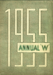Page 1, 1955 Edition, Waukegan High School - Annual W Yearbook (Waukegan, IL) online yearbook collection