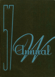 Page 1, 1957 Edition, Waukegan High School - Annual W Yearbook (Waukegan, IL) online yearbook collection