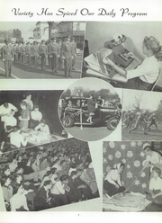 Page 11, 1957 Edition, Waukegan High School - Annual W Yearbook (Waukegan, IL) online yearbook collection