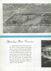Page 8, 1957 Edition, Waukegan High School - Annual W Yearbook (Waukegan, IL) online yearbook collection
