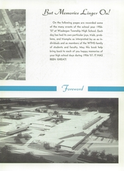 Page 9, 1957 Edition, Waukegan High School - Annual W Yearbook (Waukegan, IL) online yearbook collection