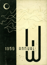 Page 1, 1959 Edition, Waukegan High School - Annual W Yearbook (Waukegan, IL) online yearbook collection