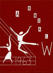 1963 Edition, Waukegan High School - Annual W Yearbook (Waukegan, IL)