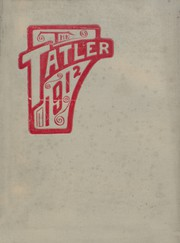 Alton High School - Tatler Yearbook (Alton, IL) online yearbook collection, 1912 Edition, Page 1