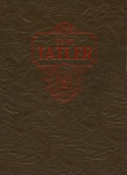 Alton High School - Tatler Yearbook (Alton, IL) online yearbook collection, 1938 Edition, Page 1