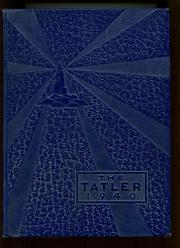 Alton High School - Tatler Yearbook (Alton, IL) online yearbook collection, 1940 Edition, Page 1