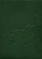 Alton High School - Tatler Yearbook (Alton, IL) online yearbook collection, 1950 Edition, Page 1