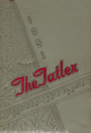Alton High School - Tatler Yearbook (Alton, IL) online yearbook collection, 1951 Edition, Page 1