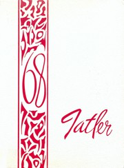 Alton High School - Tatler Yearbook (Alton, IL) online yearbook collection, 1968 Edition, Page 1