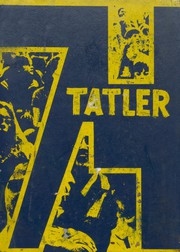 Alton High School - Tatler Yearbook (Alton, IL) online yearbook collection, 1974 Edition, Page 1