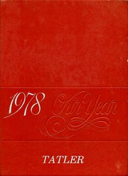 Alton High School - Tatler Yearbook (Alton, IL) online yearbook collection, 1978 Edition, Page 1