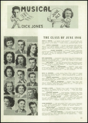Page 12, 1946 Edition, Kelvyn Park High School - Kelvynian Yearbook (Chicago, IL) online yearbook collection