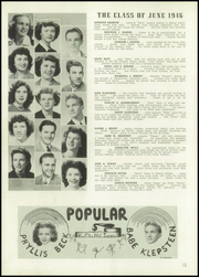 Page 14, 1946 Edition, Kelvyn Park High School - Kelvynian Yearbook (Chicago, IL) online yearbook collection