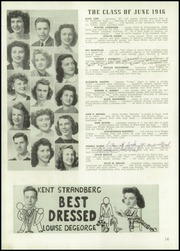 Page 16, 1946 Edition, Kelvyn Park High School - Kelvynian Yearbook (Chicago, IL) online yearbook collection
