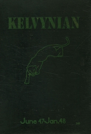 Page 1, 1948 Edition, Kelvyn Park High School - Kelvynian Yearbook (Chicago, IL) online yearbook collection