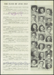 Page 17, 1948 Edition, Kelvyn Park High School - Kelvynian Yearbook (Chicago, IL) online yearbook collection