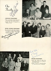 Page 10, 1953 Edition, Kelvyn Park High School - Kelvynian Yearbook (Chicago, IL) online yearbook collection