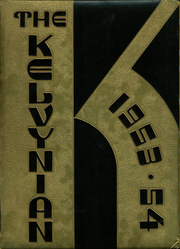 Page 1, 1954 Edition, Kelvyn Park High School - Kelvynian Yearbook (Chicago, IL) online yearbook collection