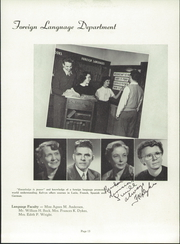 Page 17, 1954 Edition, Kelvyn Park High School - Kelvynian Yearbook (Chicago, IL) online yearbook collection
