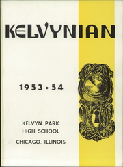 Page 5, 1954 Edition, Kelvyn Park High School - Kelvynian Yearbook (Chicago, IL) online yearbook collection