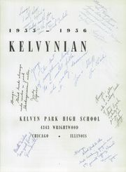 Page 5, 1956 Edition, Kelvyn Park High School - Kelvynian Yearbook (Chicago, IL) online yearbook collection