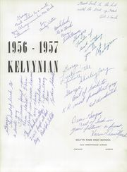 Page 5, 1957 Edition, Kelvyn Park High School - Kelvynian Yearbook (Chicago, IL) online yearbook collection