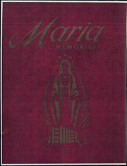 Page 1, 1955 Edition, Maria High School - Maria Yearbook (Chicago, IL) online yearbook collection