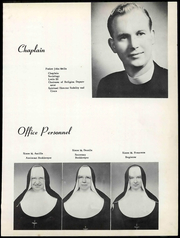 Page 11, 1955 Edition, Maria High School - Maria Yearbook (Chicago, IL) online yearbook collection