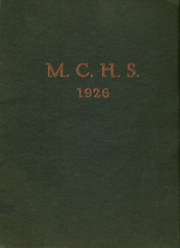 Page 1, 1926 Edition, McHenry Community High School - Warrior Yearbook (McHenry, IL) online yearbook collection