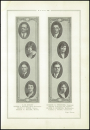 Page 15, 1926 Edition, McHenry Community High School - Warrior Yearbook (McHenry, IL) online yearbook collection