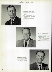 Page 12, 1963 Edition, McHenry Community High School - Warrior Yearbook (McHenry, IL) online yearbook collection