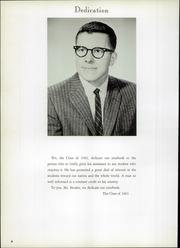 Page 8, 1963 Edition, McHenry Community High School - Warrior Yearbook (McHenry, IL) online yearbook collection
