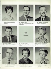 Page 15, 1964 Edition, McHenry Community High School - Warrior Yearbook (McHenry, IL) online yearbook collection