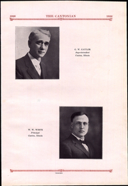 Page 17, 1920 Edition, Canton High School - Cantonian Yearbook (Canton, IL) online yearbook collection