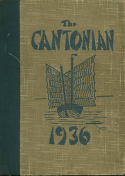 Page 1, 1936 Edition, Canton High School - Cantonian Yearbook (Canton, IL) online yearbook collection