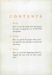Page 12, 1942 Edition, Canton High School - Cantonian Yearbook (Canton, IL) online yearbook collection
